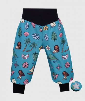 Waterproof Softshell Pants Hawaiian Girls