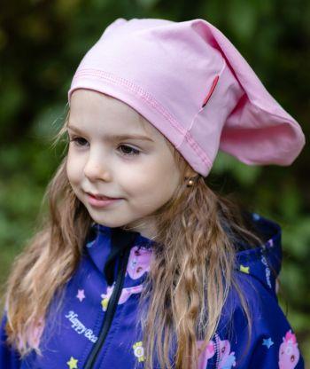 Oversize Baggy Hat Reflex Pink