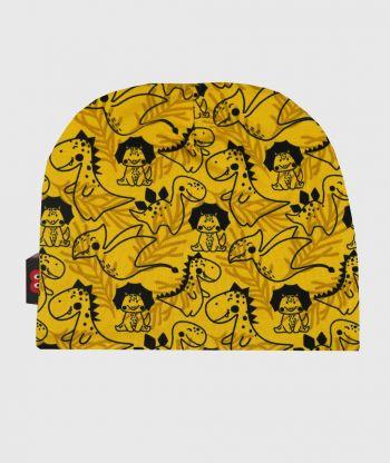 Baggy Hat Dino Yellow